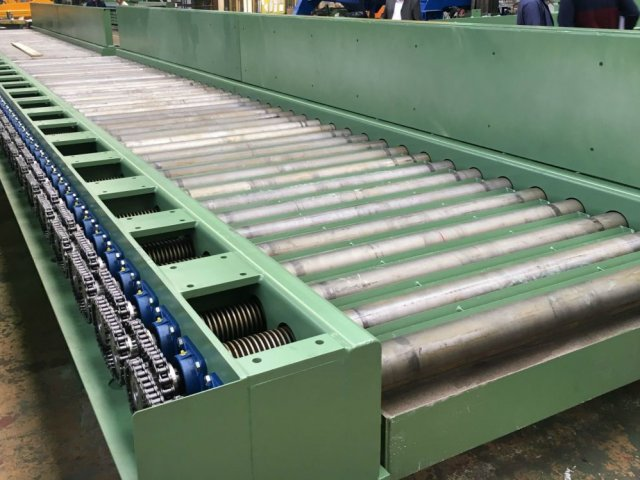 wire conveyer / 2016